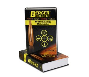 book berger bullets first edition reloading manual bruno shooters rh brunoshooters com 223 Bullets for Reloading 223 Bullets for Reloading